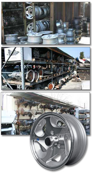 Auto Parts Used Trucks Salvage Yards Recycling Parts